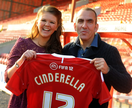Cinderella Meets Paolo Di Canio, Swindon